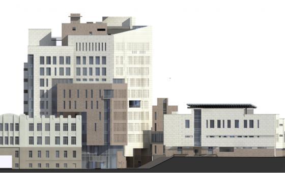 Админстративное здание ОАО «Лукойл»
