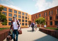 Общежития для студентов кампуса НИТУ «МИСиС»